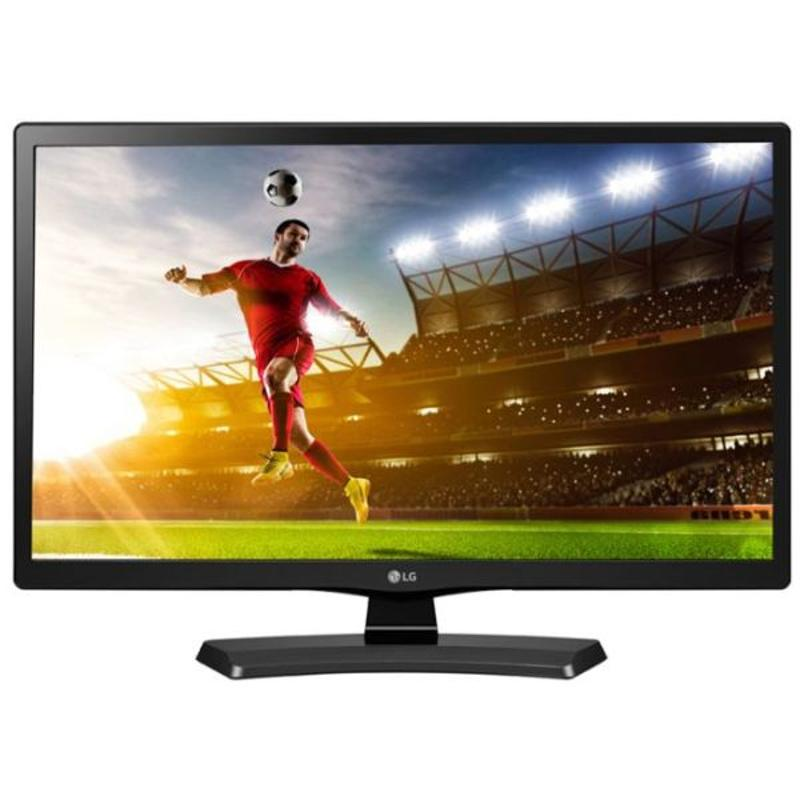 "LG 24MT48VF-PZ.AEU 24"" TV tuner /HD Ready/1366x768/16:9/1000:1/5ms/250cd-m2/HDMI/USB/Repro"