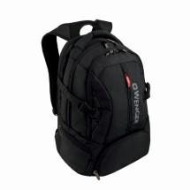 """WENGER TRANSIT - 16"""" batoh na notebook deluxe, černý"""