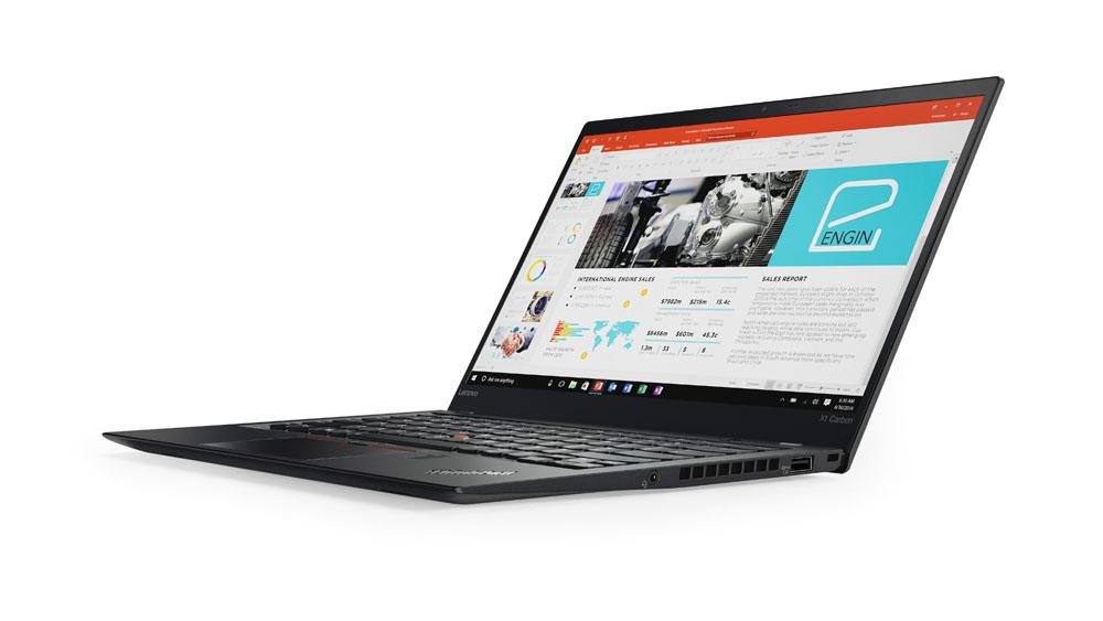 """Lenovo ThinkPad X1 Carbon 5th Gen i5-7200U/8GB/256GB SSD/HD Graphics 620/14""""FHD IPS/Win10PRO/Black"""