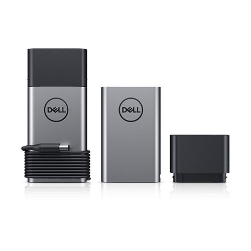 Dell hybridní adaptér + zdroj power bank USB | PH45W17-BA