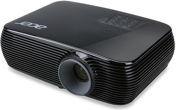 Acer X1126H DLP/3D/800x600 SVGA/4000 ANSI /20 000:1/ HDMI /2.7Kg