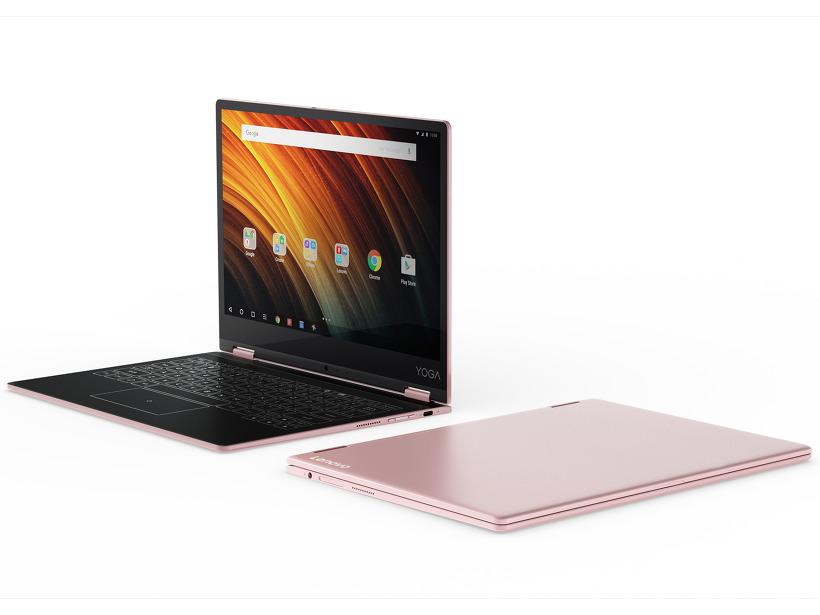 "Lenovo YOGA A12 12,2""HD/Z8550/2G/32GB/Android 6.0.1 Růžovozlatá"