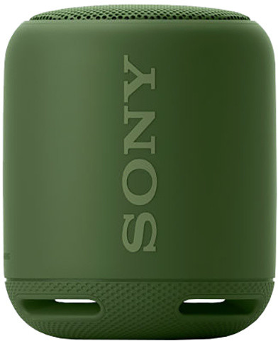SONY SRS-XB10G Přenosný bezdrátový reproduktor s technologií Bluetooth, Green