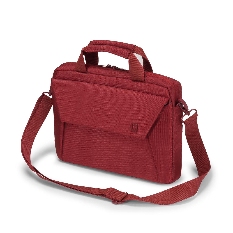 Dicota Slim Case EDGE 12-13.3 červená