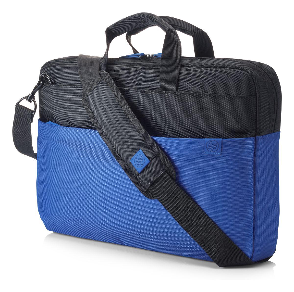 """HP 15,6"""" brašna Duotone BriefCase modrá"""