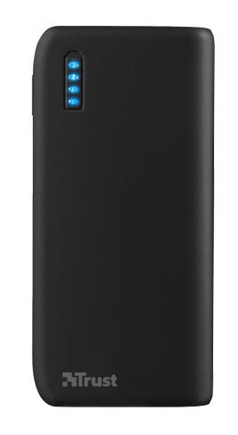 Trust Primo PowerBank 4400 Portable Charger - matte black