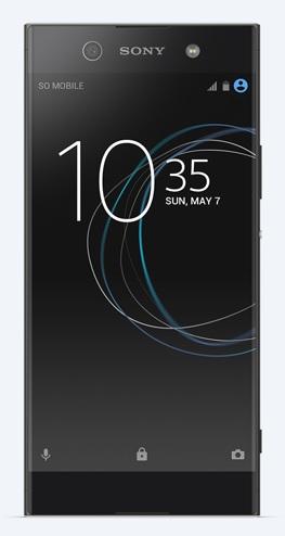 Sony Xperia XA1 Ultra G3221 Black