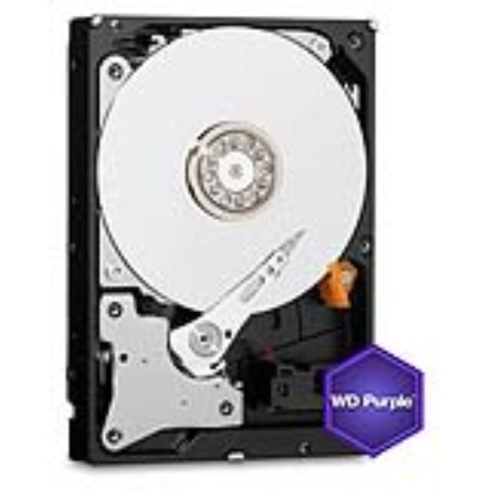 WD PURPLE WD80PURZ 8TB SATA/600 128MB cache, Low Noise