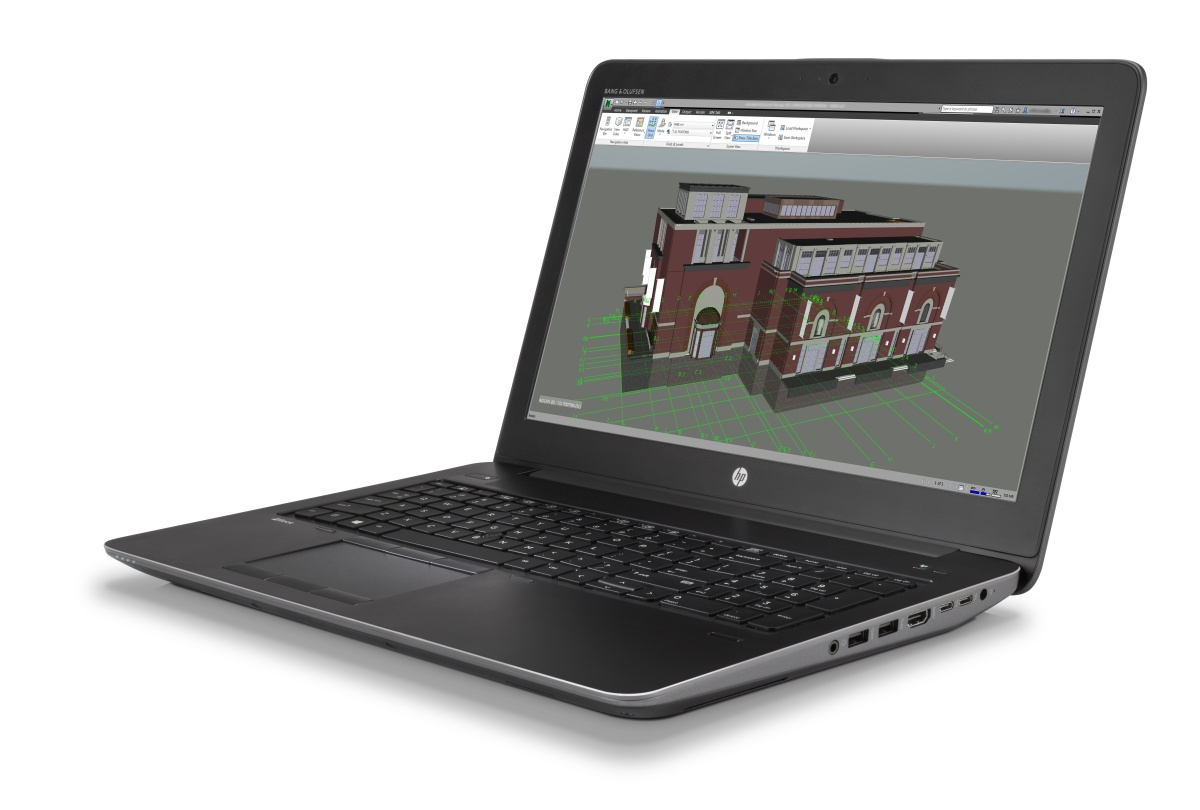 HP ZBook 15 G3 i7-6700HQ / 8GB (1x8GB) 2133 DDR4 / 256GB M2 SATA-3 / 15.6 LED FHD /NVIDIA Quadro M600M / Win 10 Pro