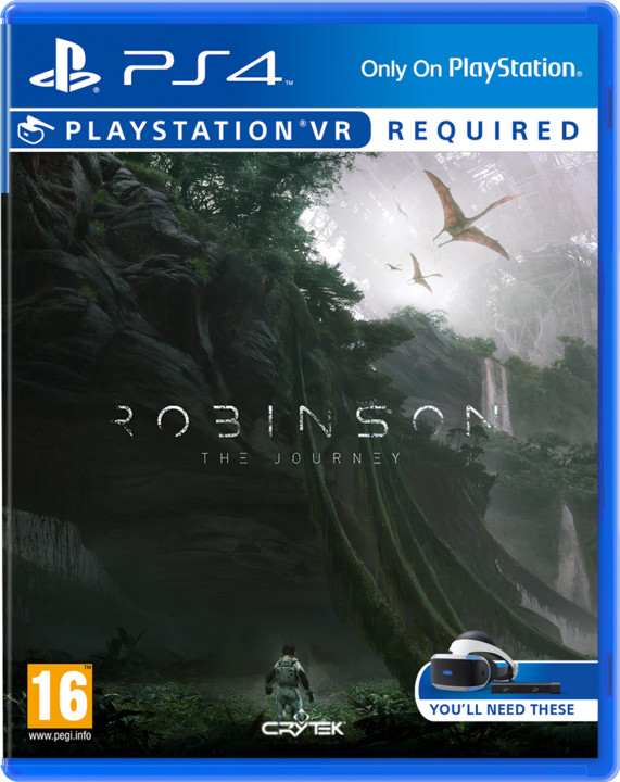 SONY PS4 hra Robinson: The Journey VR