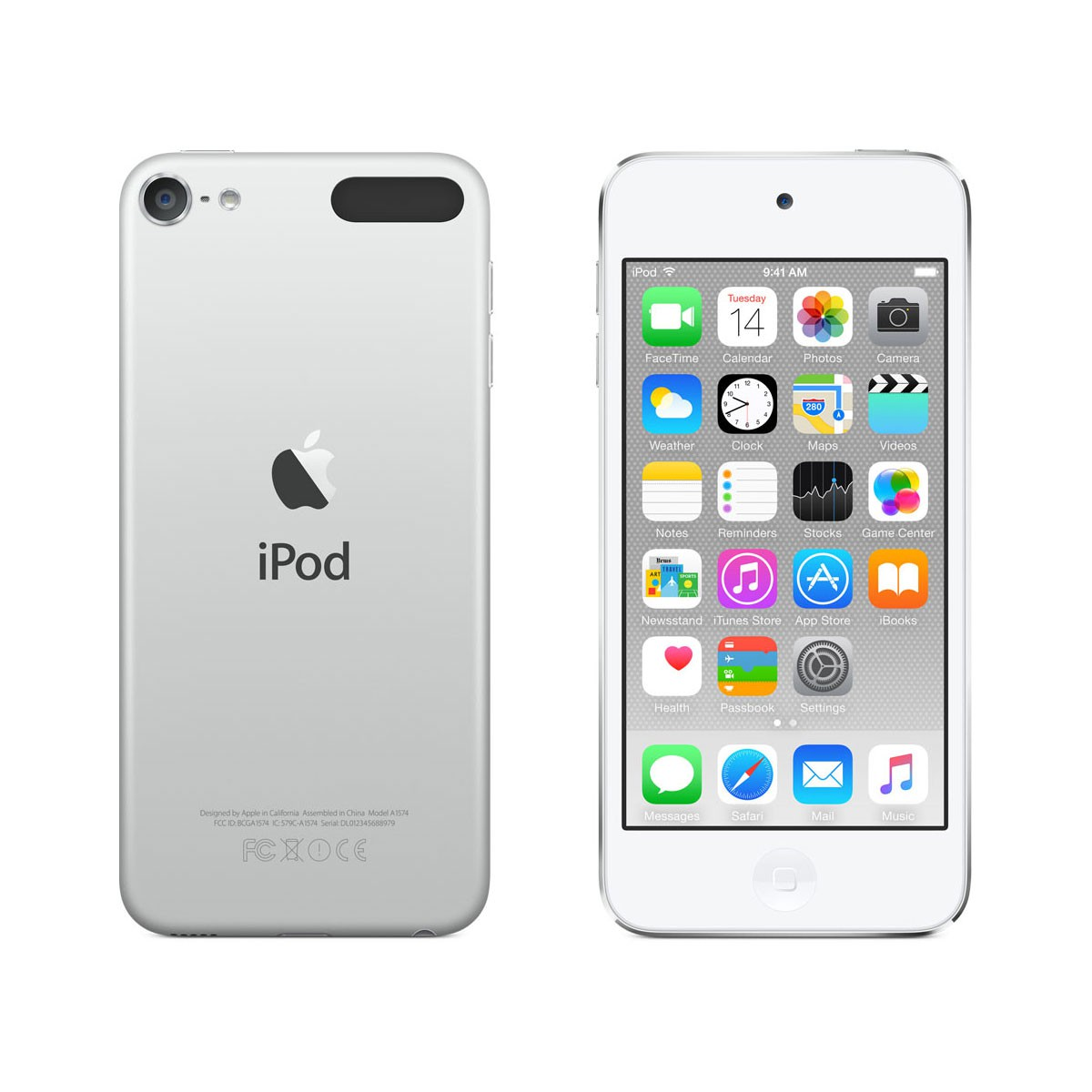 iPod touch 64GB - Silver