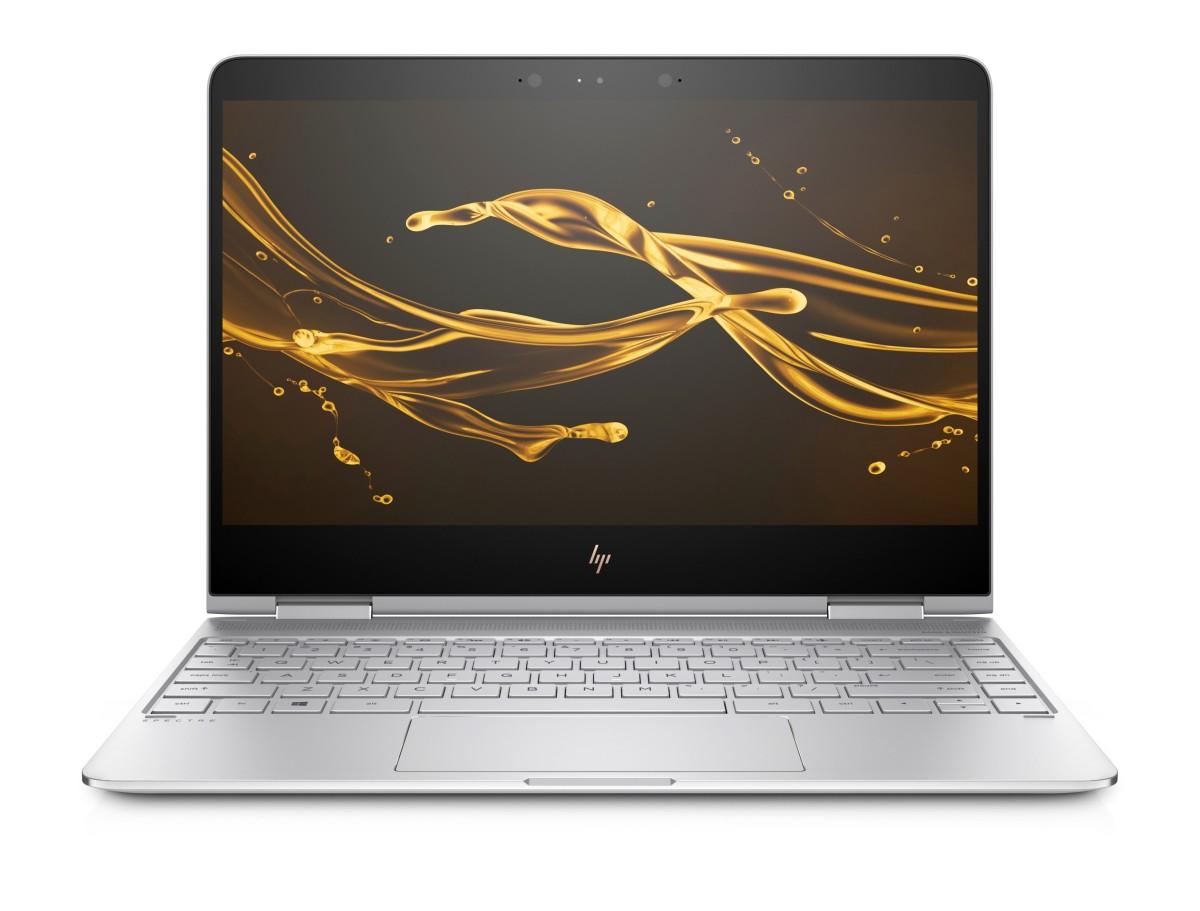 """HP Spectre 13 x360-ac000nc/Intel i5-7200U/8GB/256 GB M.2 SSD/Intel HD/13,3"""" FHD/Win 10/stříbrná"""