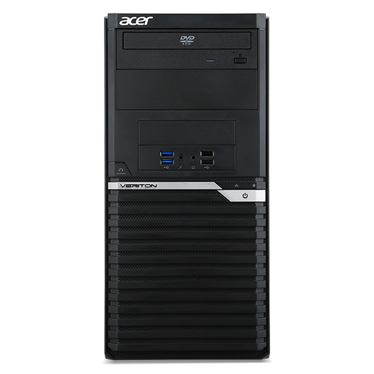 Acer Veriton M2640G Ci3-7100 /4GB/1TB/DVDRW/W10 PRO s možností DG na Win 7 Pro