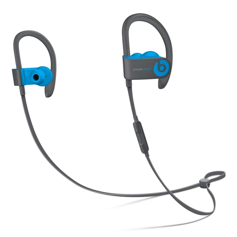 Powerbeats3 Wireless Earphones - Flash Blue