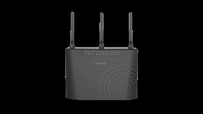 D-Link DSL-3682 VDSL router WiFi AC750, 4x 10/100