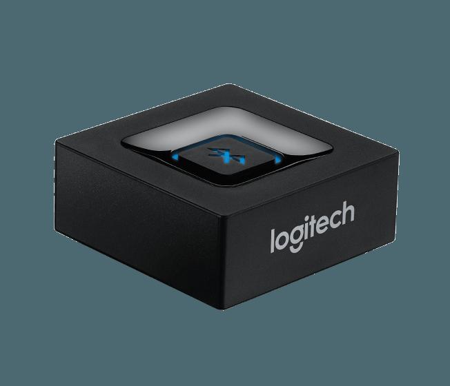 Logitech adaptér Bluetooth® Audio, 3,5 mm, černý