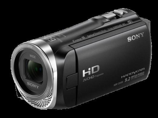 SONY HDR-CX450 FullHD, 30x optický zoom