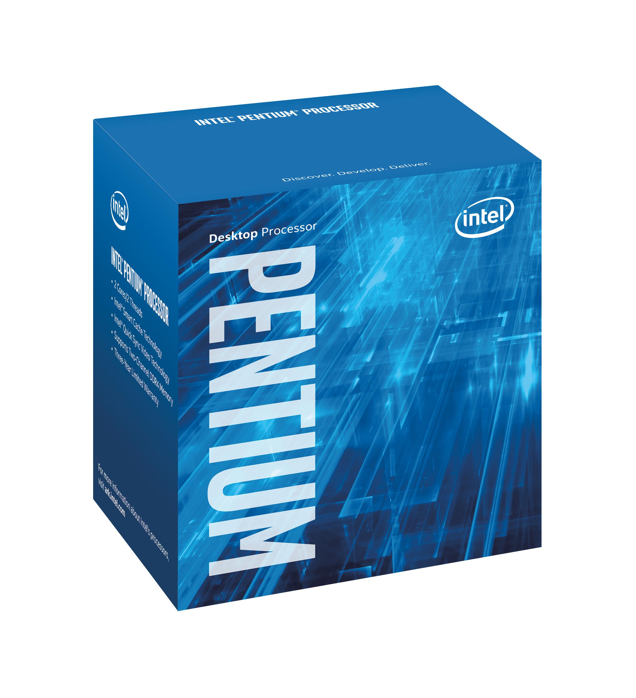 Intel Pentium processor Kaby Lake G4600 3,6 GHz/LGA1151/3MB cache