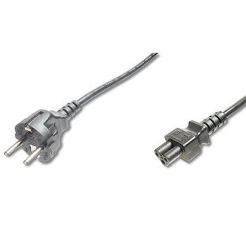 Premiumcord napájecí kabel pro notebooky 3-pólový, délka 1,8m