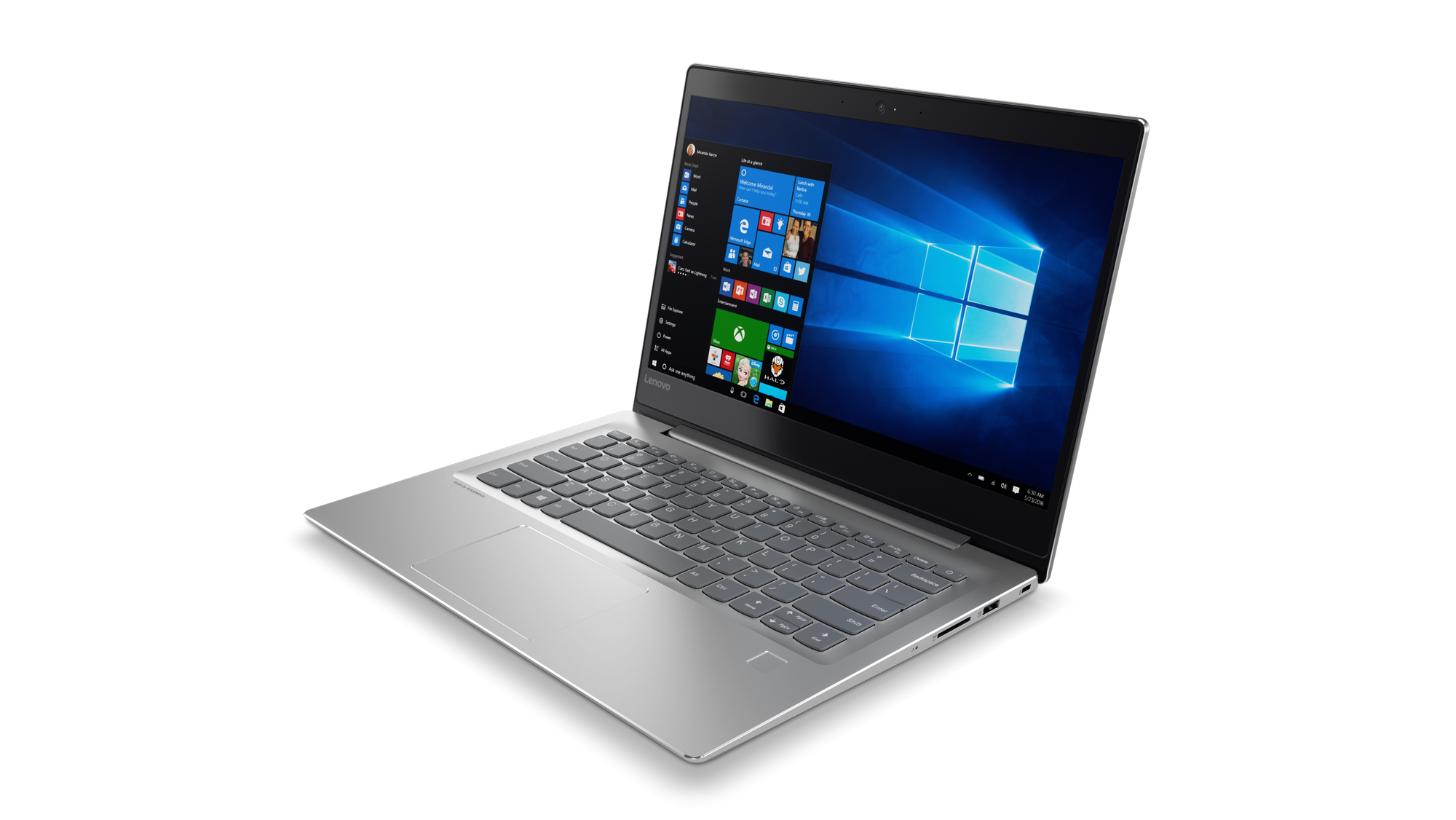 "Lenovo IdeaPad 520S-14IKB i5-7200U 3,10GHz/8GB/SSD 256GB/14"" FHD/IPS/AG/GeForce 2GB/WIN10 šedá 80X2002WCK"