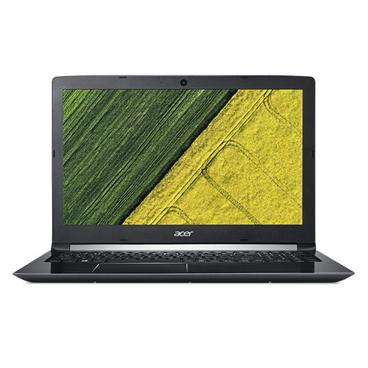 "Acer Aspire 5 (A515-51-52CX) i5-7200U/4GB+4GB/256GB SSD+N/HD Graphics/15.6"" FHD LED matný/BT/W10 Home/Black"