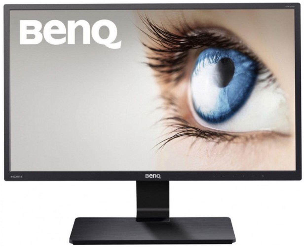 "BenQ LCD GL2580HM Black 24,5""W/TN LED/FHD/12M:1/2ms/DVI/HDMI/repro/Flicker-free/Low Blue Light"