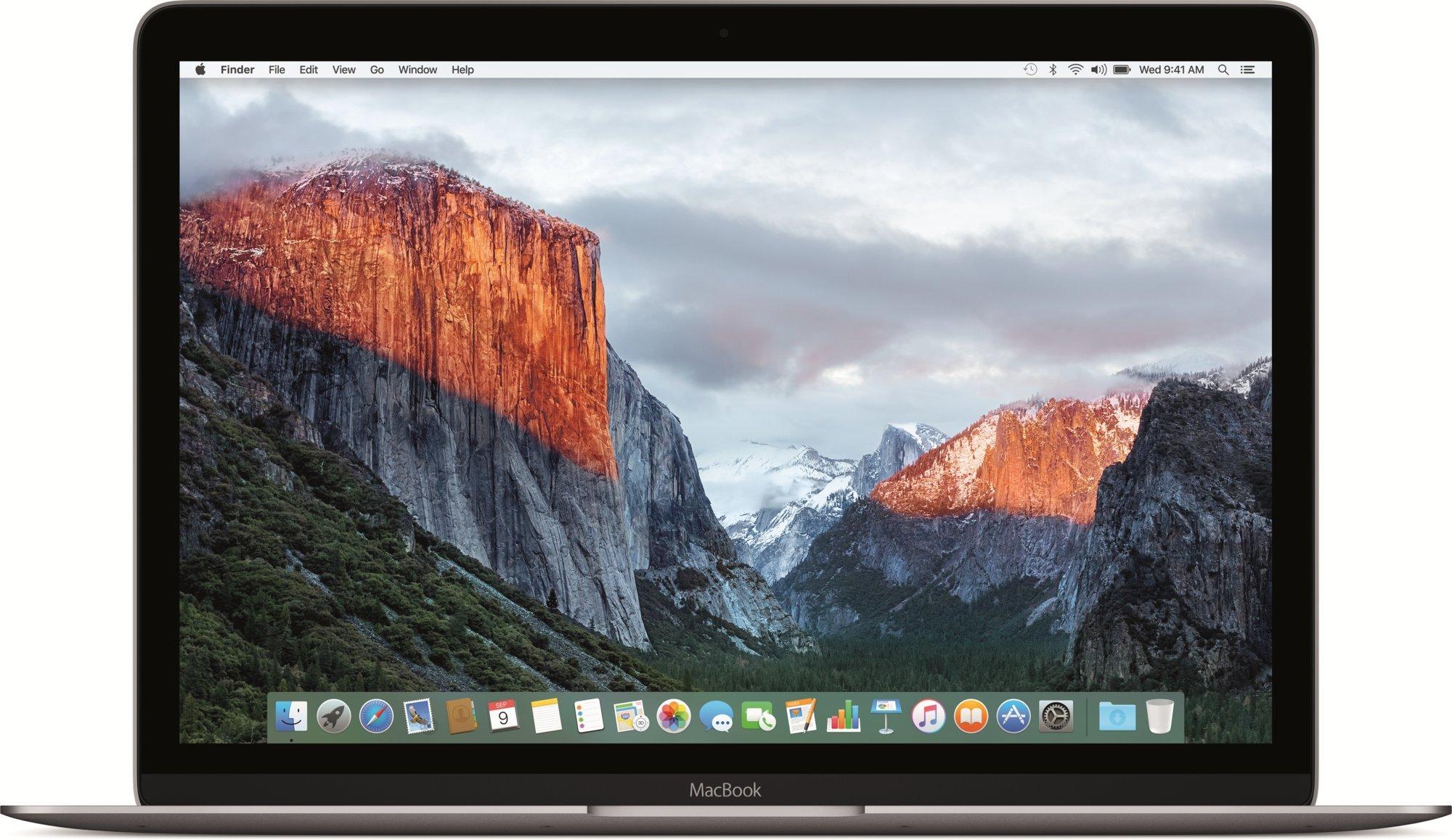 "APPLE MacBook 12"" M3 1.2GHz/8GB/256GB/Intel HD Graphics 615/Space Grey"