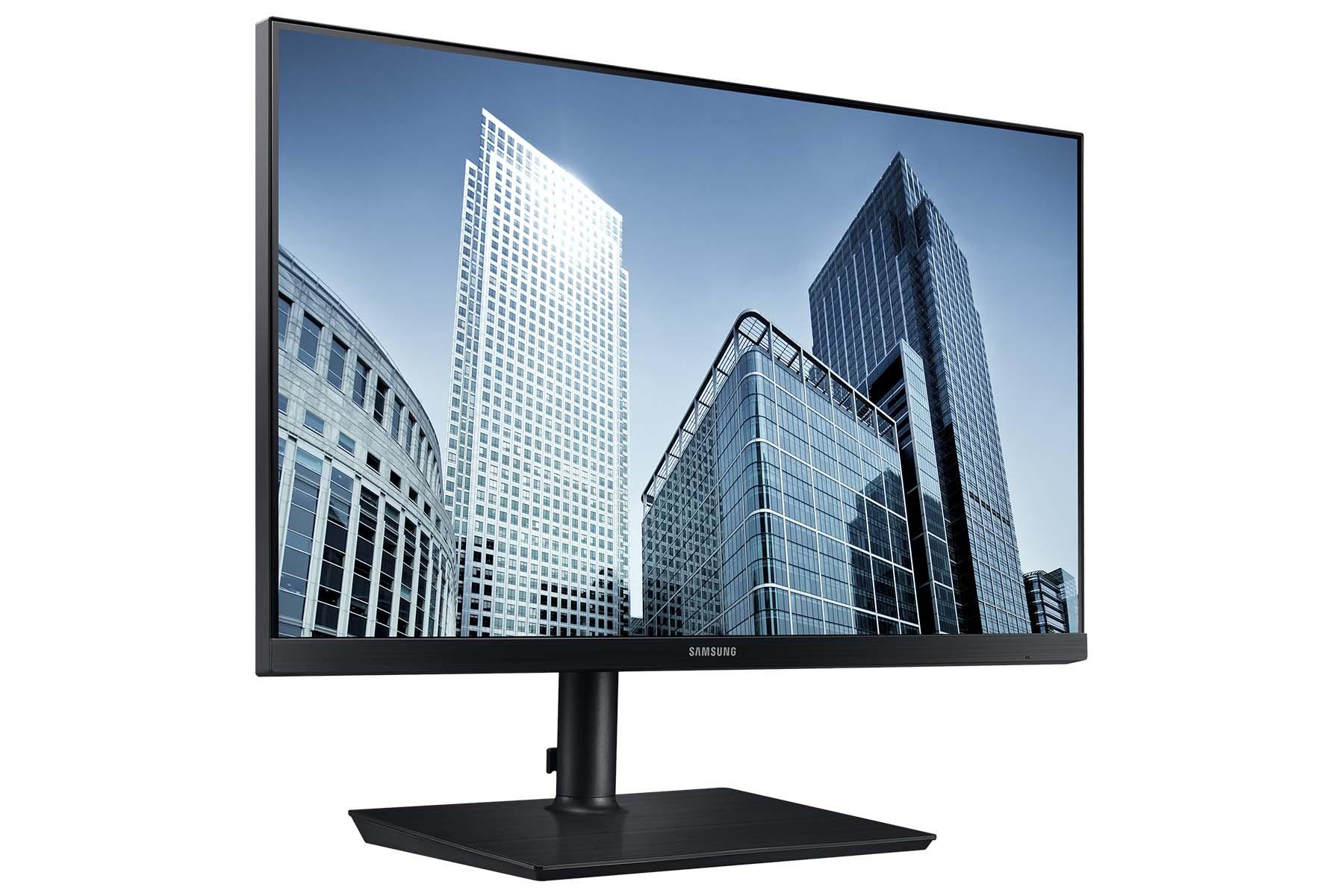 "Samsung LED LCD 24"" S24H850 16:9 PLS/2560x1440/5ms/300 cd/m2/HDMI/DP/USB-C/USB Hub"
