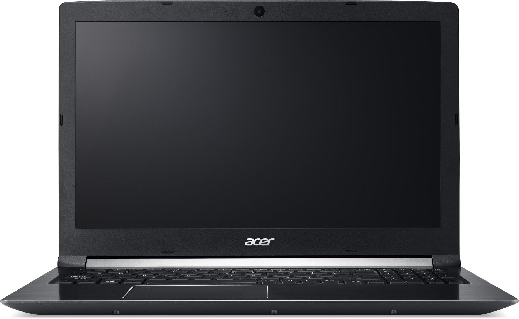 "Acer Aspire 7 (A715-71G-70C0) i7-7700HQ/8 GB+N/256GB SSD M.2+1TB/GTX 1050Ti 4GB/15.6"" FHD LED LCD matný/BT/W10Home/Black"