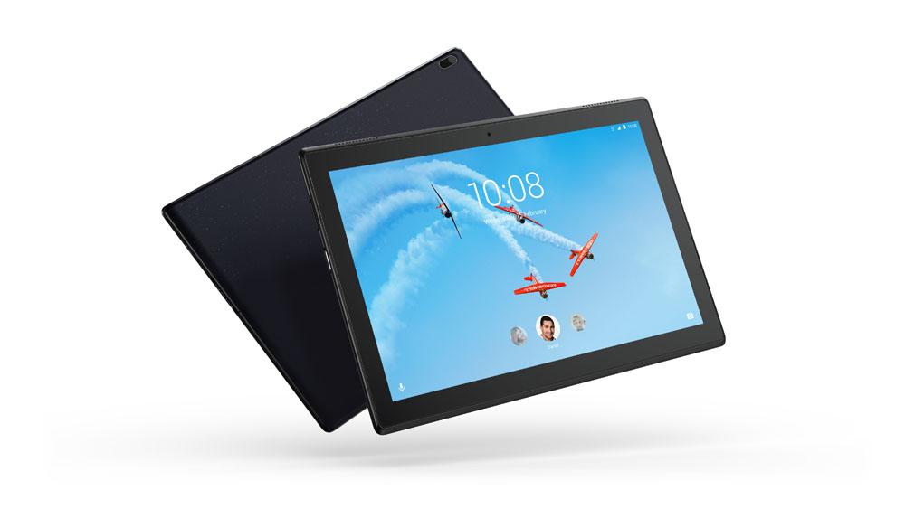"Lenovo TAB4 10"" WIFI QC APQ8017 1,40GHz/2GB/16GB/10,1"" HD/IPS/multitouch/Dolby Atmos/Android 7 černá ZA2J0015CZ"