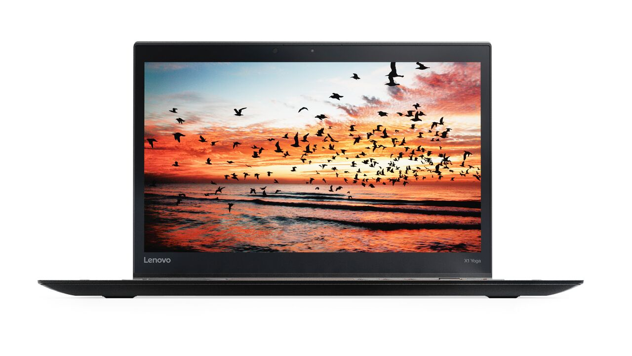 "Lenovo ThinkPad X1 YOGA 2nd Gen. i5-7200U/8GB/256GB SSD/HD Graphics 620/14""WQHD IPS multitouch/Win10PRO černý"