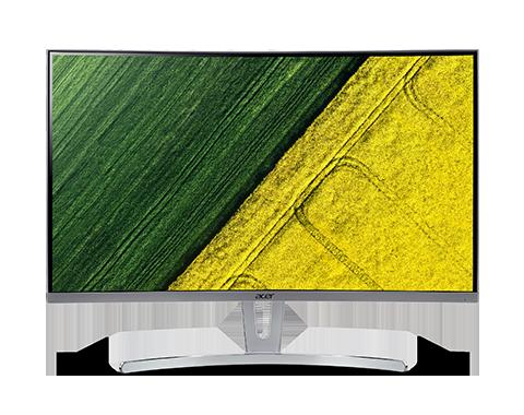 """31,5"""" LCD Acer ED322Q - VA,FullHD,4ms,60Hz,250cd/m2, 100M:1,16:9,DVI,HDMI,VGA,repro"""