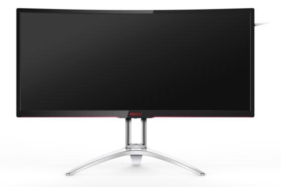 Herní monitor AOC AG352QCX 35'' MVA 2560x1080 D-Sub, HDMI, DP, USB