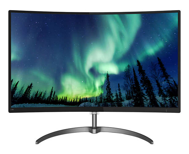 "Philips MT VA LED 27"" 278E8QJAB/00 - VA panel, 1920x1080, D-Sub, HDMI, DP, repro, zakriveny panel"