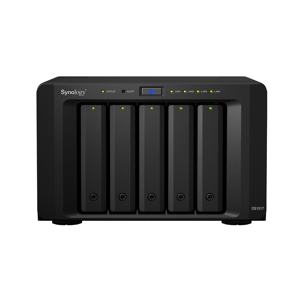 Synology DS1517 DiskStation