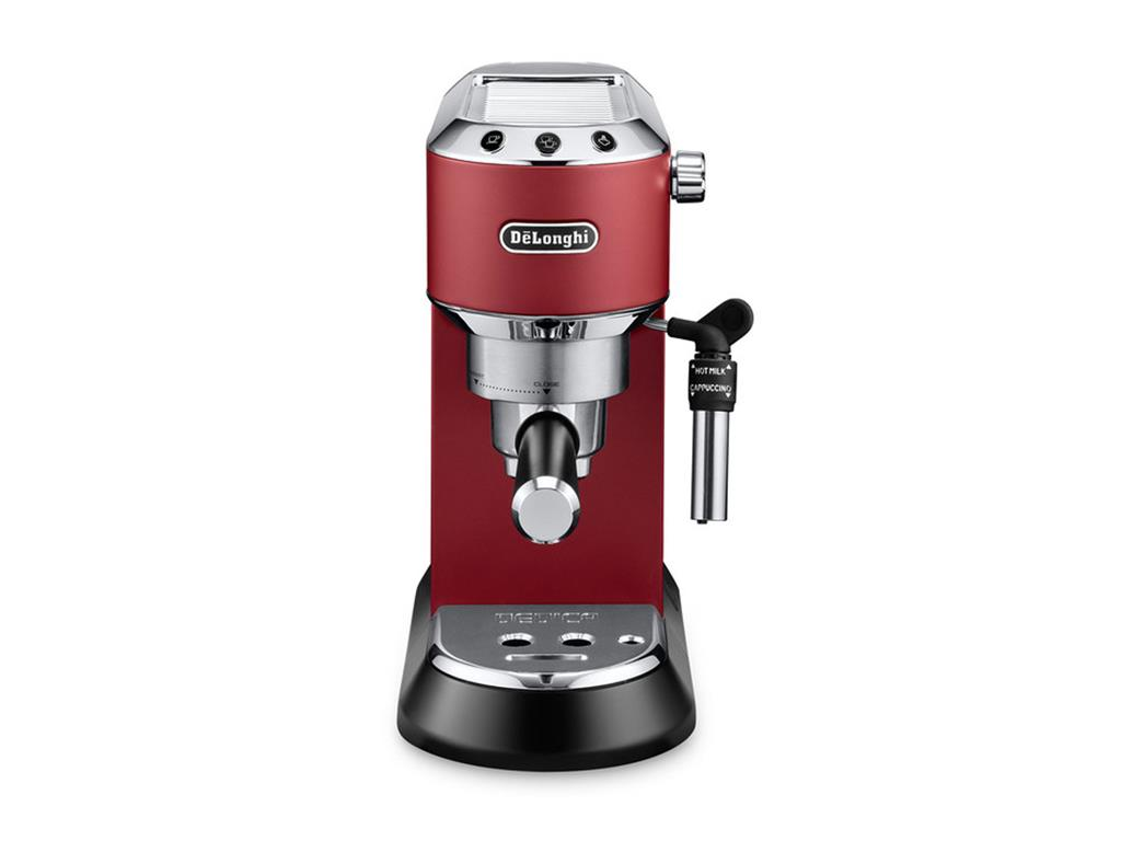 Coffee machine Delonghi EC685.R Dedica | red