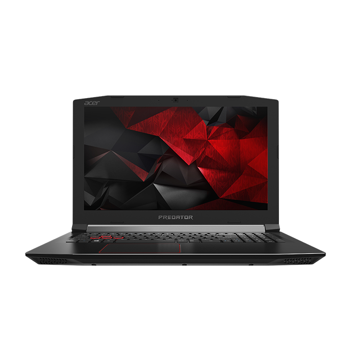 "Acer Predator Helios 300 (G3-572-76QG) i7-7700HQ/8GB+N/256GB PCIe SSD+1TB/GTX 1050Ti 4GB/15.6""FHD IPS LED matný/BT/W10 Home"