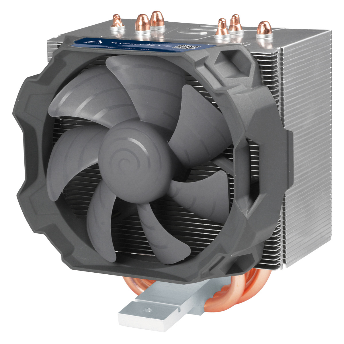 ARCTIC Freezer 12 CO, CPU Cooler for Intel socket 2011(-v3)/1150/1151/1155/1156/2066 & AMD socket AM4, with TDP 150W