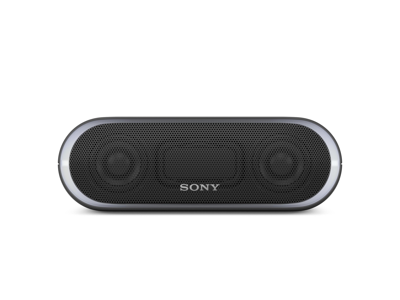 SONY SRS-XB20B Přenosný bezdrátový reproduktor s technologií Bluetooth, Black