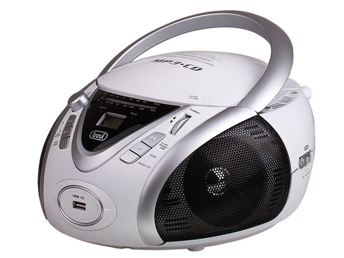 CMP 542USB/WH Rádio USB s CD/MP3
