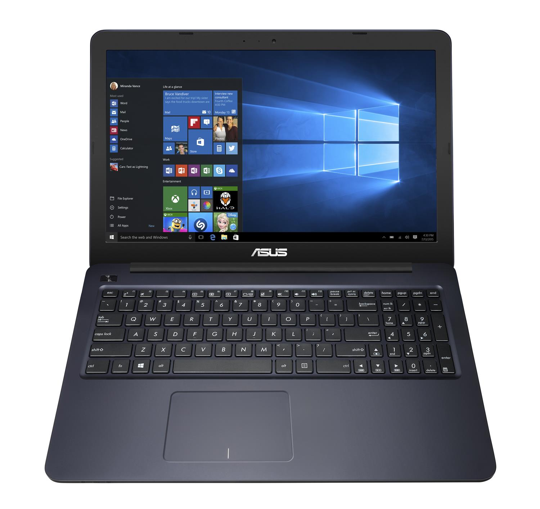 "ASUS NB R517SA - N3710, 15.6"" HD matný, TN, intel HD, 4G, 1TB/5400, W10, modrá"
