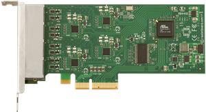 MikroTik RB44Ge PCI-Express GB redukce