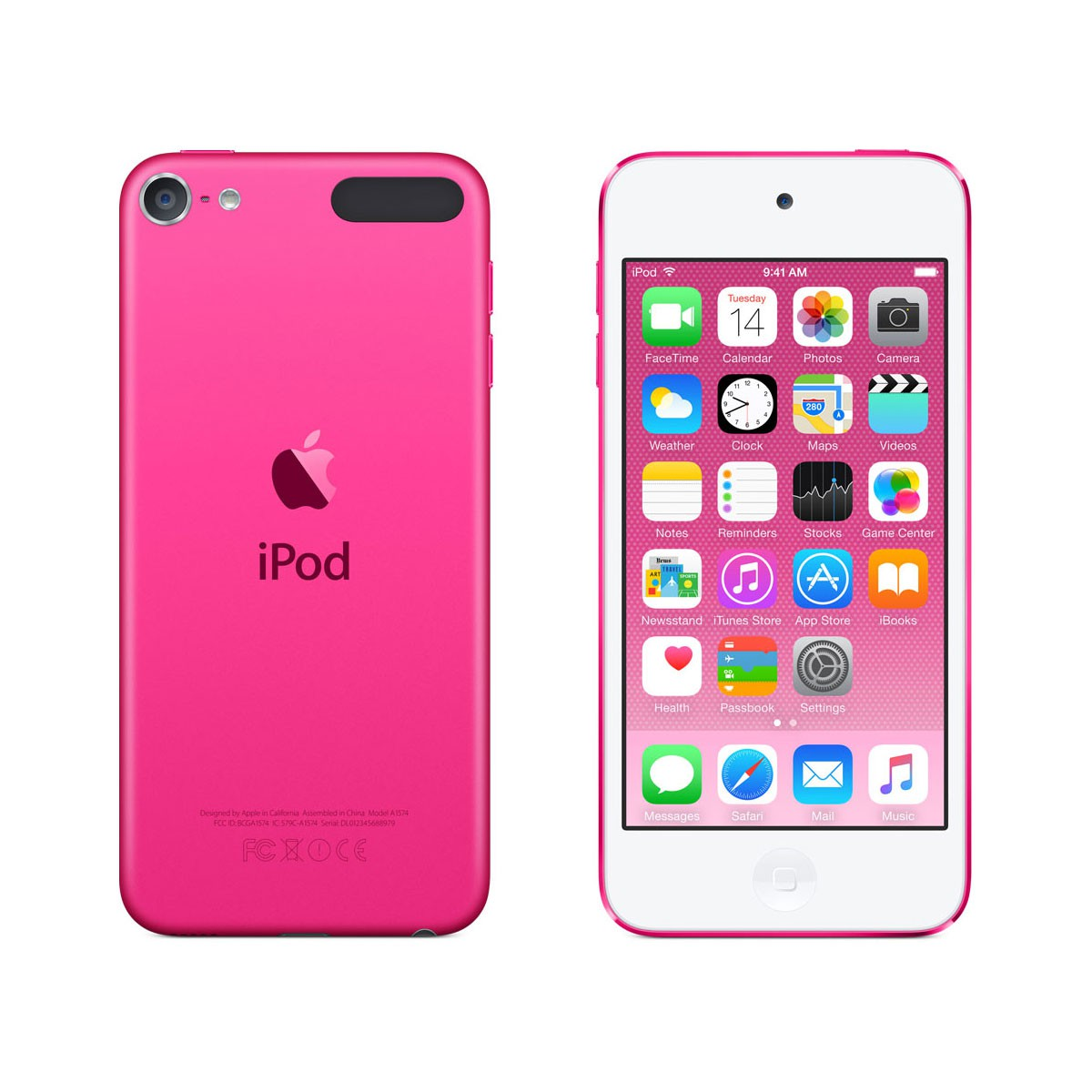 iPod touch 64GB - Pink