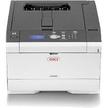 OKI C532dn, A4 30/30 ppm, 1200x1200 dpi, 1GB RAM, PCL + PS, USB 2.0 + LAN, duplex