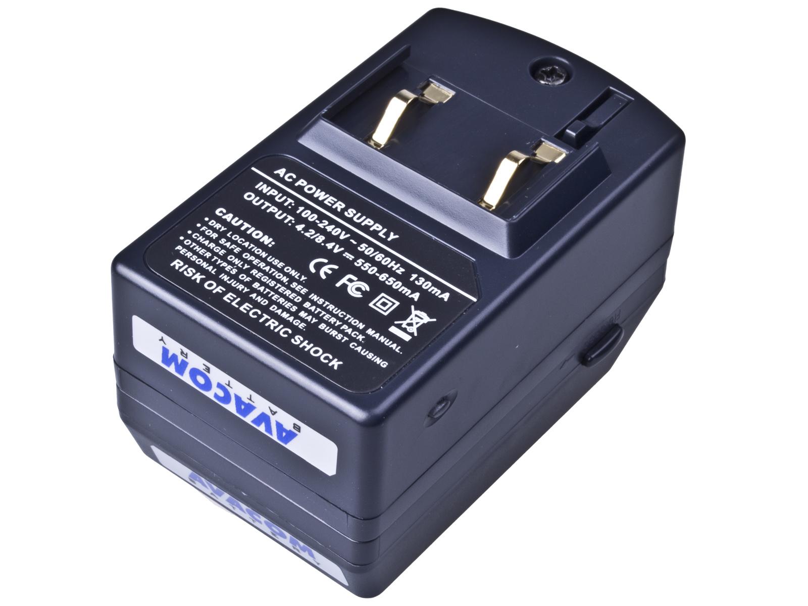 Nabíječka pro Li-Ion akumulátor Panasonic DMW-BCG1