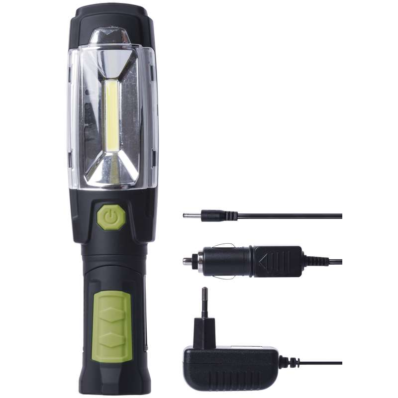 Emos LED svítilna nabíjecí P4518, 3W COB + 6x LED