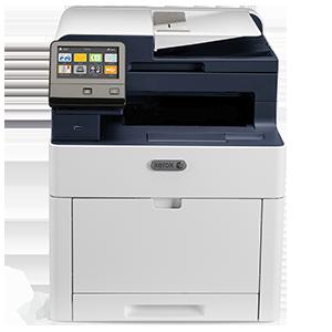 Xerox WorkCentre 6515V_DN, barevná laser. multifunkce, A4, 28ppm, duplex, DADF, USB/ Ethernet, 2GB RAM