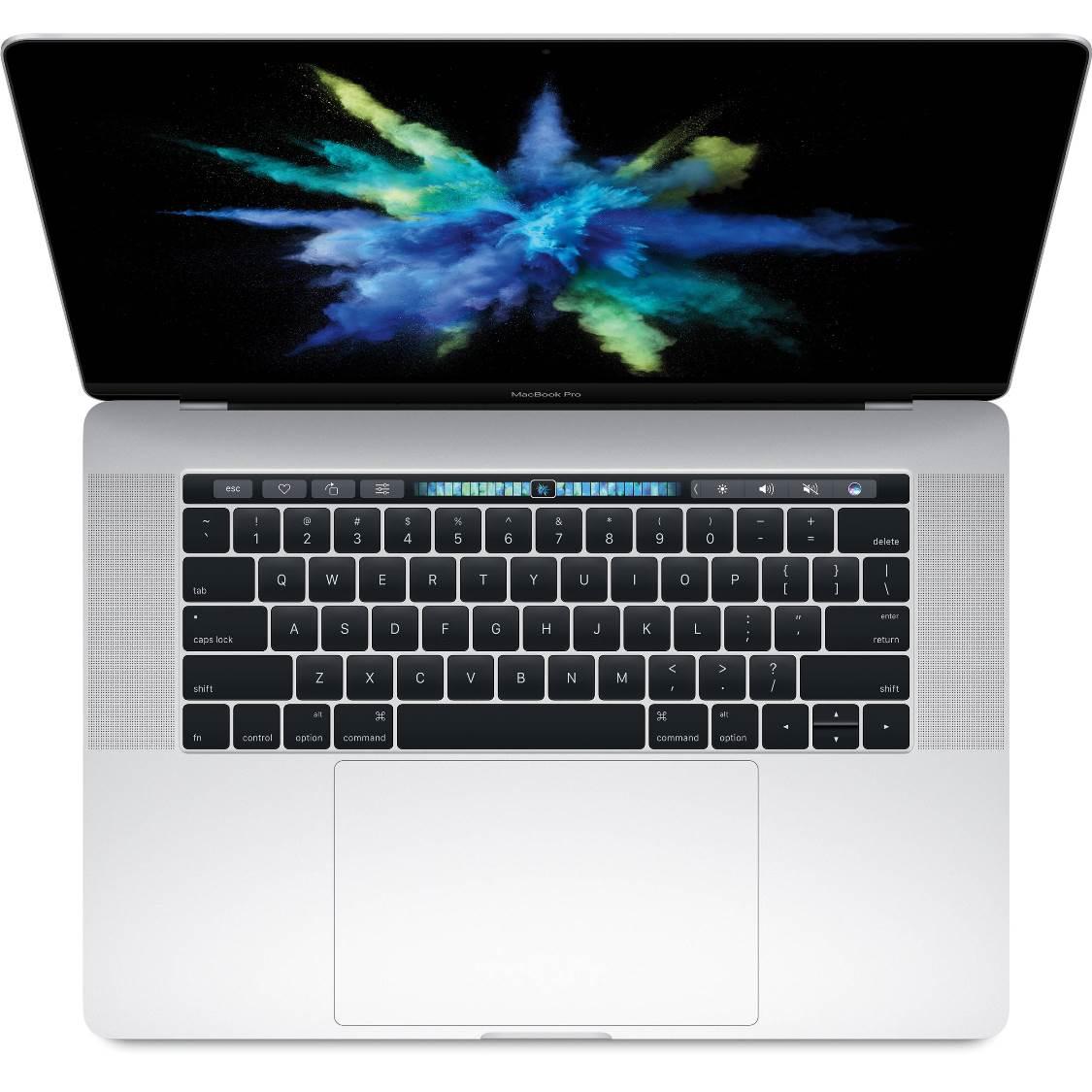 """MacBook Pro 15""""' i7 2.8GHz/16G/256/TB/CZ/Silver"""