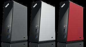Lenovo TP OneLink Dock E440/E450/E455/E540/E550/E560/E555/S440/S531/S540/X1(2 a 3 Gen.)/Yoga12/14/15+zdroj,červený