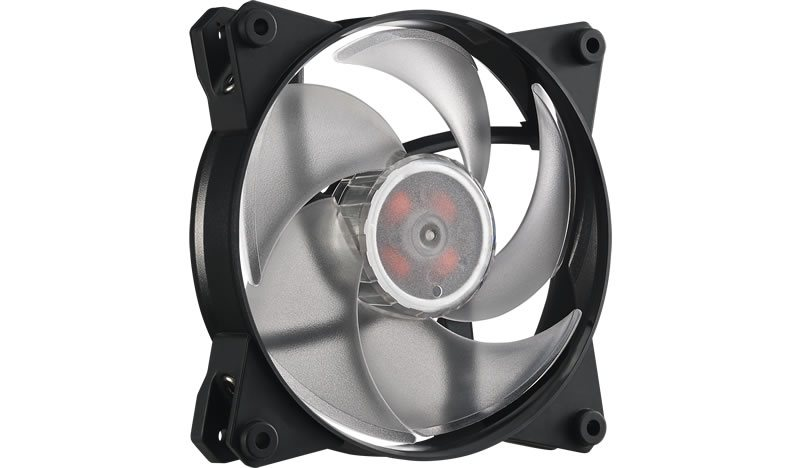větrák Cooler Master MasterFan Pro 120 Air Flow RGB, 120mm